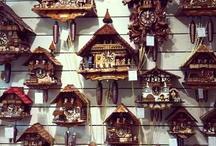 I love clocks / by Jessie Edwards