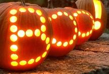 Pumpkin carving and Halloween decor ideas / by Marshmallow Sundae