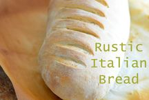 """Artisanal Rustic Breads / Let's get back to BAKING REAL BREAD!  This board is for those who enjoy hearty, home-made, hand-made artisanal bread.  To join, please go to my blog and click on """"Contact"""" on top menu to privately send me your email address for sending an invitation to join.   / by La Bella Vita Cucina 
