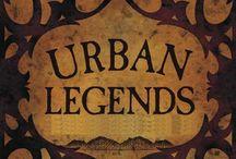 Legends and myths / by Francis Burnett Jr.