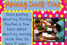 Circle Time / by Sandy Carter
