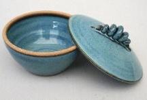pottery ideas / by Becca S