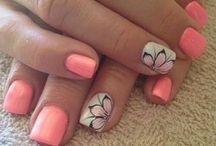 Nails  / by Rachel McCorkle