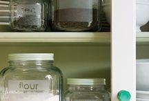 Home Organization / by Jennifer Barbeau