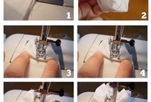 sewing stuff / by Lori Runyan