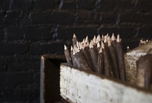 Wood / by Cathrine