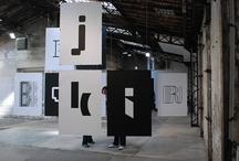 Expografia, instalações e arredores / by René Lommez