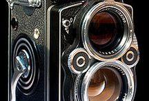 Cameras / by Patrick Quinn