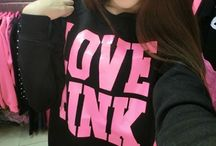 Love pink / by Crystal Galvan-Smith