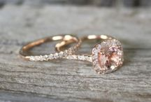 Colour Inspiration: Rose Gold / We're swooning over rose gold jewellery right now, from elegant engagement rings to look-at-me accessories. / by Bride.com.au