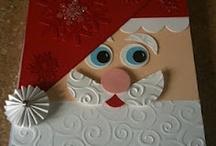 Santa Claus Deer Christmas Ornaments Recipes Crafts Ho Ho No / Better Be Good Start Early / by Lynn McRea
