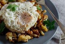 Vegetarian Banting / Paleo Breakfast / by Fiona Browne