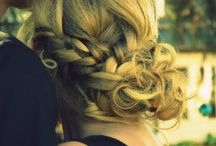 Hair / wedding hair styles / by Laurie Arons