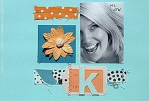 Layouts : about me / by Kathy Headings-Messer