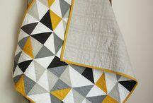 Quilt / Beautiful modern quilts / by FreshStitches