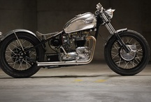 Custom / by Triumph Motorcycles