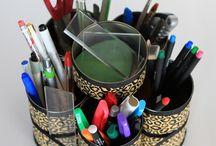 Getting crafty! / by Ashleigh Morel