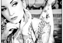 tattoos <3 / by Jenna Chan