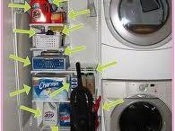 Laundry/Utility / by Janie Busch