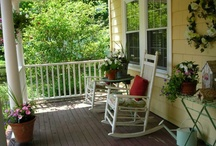 Front Porches / by Patricia Pruitt