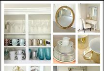 Thrift Store Decore / by Yurt Girl LA
