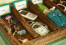 Home - Organisation / by Amanda Griffin