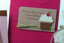 Stamped cards / by Kelly Costello-Anderson