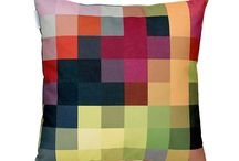ZUZUNAGA range at top3 / We are thrilled to welcome Zuzunaga to the top3 by design collection. A wonderful graphic collection. Prints, knits and hand woven variations of cushions, throws, blankets.  Beautiful scarves too :) / by top3 by design