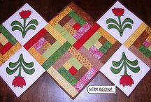 Quilts - Applique / by Lindee Miller Goodall