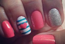 Cute Nails! / by Jennifer Hickey