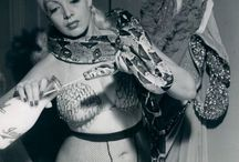 Vintage/Burlesque / by Rhon M