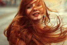 redhead / by D. B.