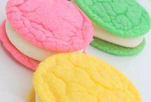Cakes & Cookies & Squares / Recipies / by Barbara Santoni