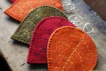 Wool felt stuff / by Anna Margaret Bergin
