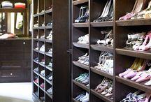 Closets / by Gigi's GoneShopping
