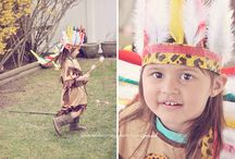 Kids Party: Cowboys & Indians / by HARLEQUINN