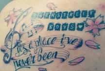 tattoo ideas :) / by Nicki Ann Markham