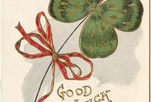 retro st patrick's day / by Christa of C Designs
