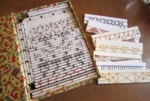 Art Ed- Book and Paper Making / by Kendel Purvis