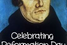Reformation Day / by Jessica Howard