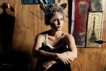 Music artists I love / by Karen Medina