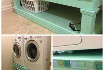 Home Decor: Laundry Room / by Dawnielle Haacke