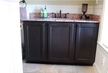Cabinets / by Lee Ann Isbell