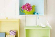 Doors/windows/shelves/frames / by Tara Collins