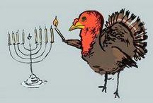 Thanksgivingukkah / by Heather VanTrieste
