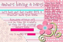 Baby shower / by Veronica Coatney