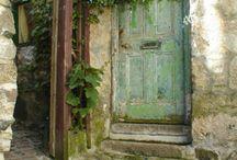Doorways or gates... / by Linda Montes