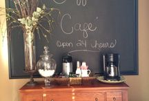Coffee bars / by Stacie Pierson