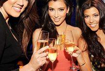 The Kardashian's / by Rachel