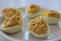 eggs / by Debbie Floyd
